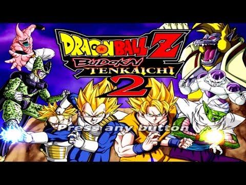 Wii Longplay [003] Dragon Ball Z: Budokai Tenkaichi 2