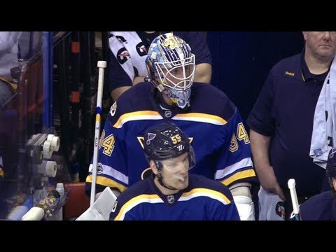 NHL: Goalies Getting Pulled