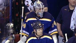 NHL Goalie Pulled