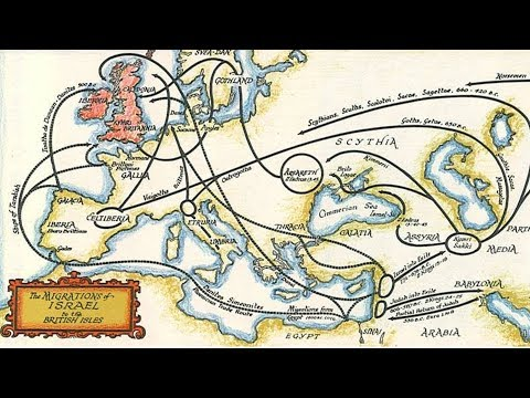 Europeans Are The Lost Tribes Of Israel  A Rare Documentary