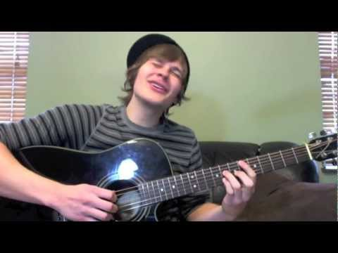 Frank Sinatra - The Way You Look Tonight Live Acoustic Cover with Lyrics and Chords