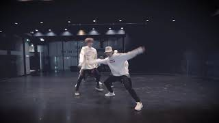 Mirrored Stray Kids 스트레이 키즈 District 9 Dance Practice
