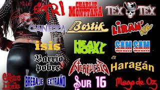 Mix • Rock Nacional -  Éxitos de Epoca -  Rock en Español