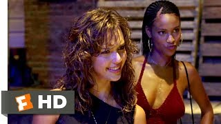 Honey (1/10) Movie CLIP - Honey Meets Benny and Raymond (2003) HD