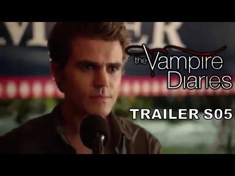 Download The Vampire Diaries - Season 5 - Comic Con Trailer