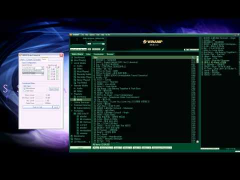 Soshified Winamp/Shoutcast Tutorial for DJ Trials
