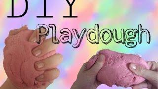 DIY playdough (Nederlands)