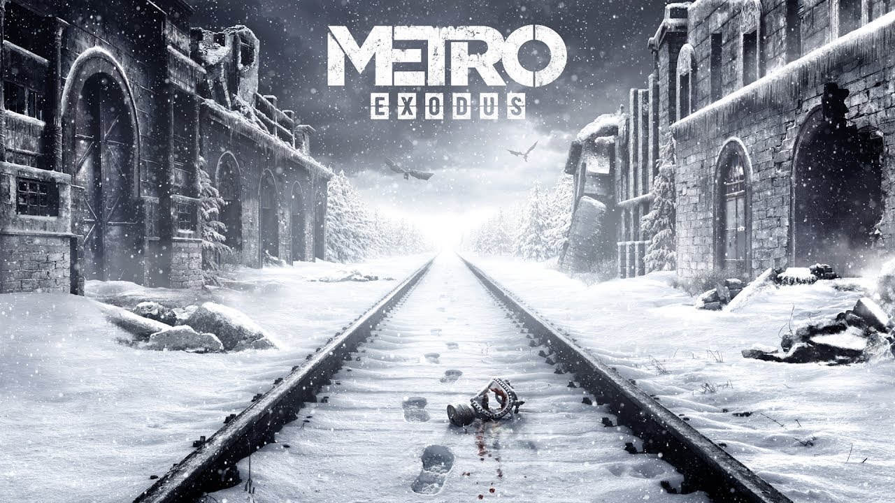 metro exodus e3 2017 announce gameplay trailer uk. Black Bedroom Furniture Sets. Home Design Ideas