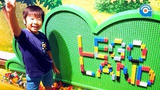 レゴランド・ディスカバリー・センター大阪に行ってきました【がっちゃん】LEGOLAND DISCOVERY CENTER OSAKA