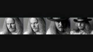 Skynyrd performing Simple Man in Germany during their 1975 European...