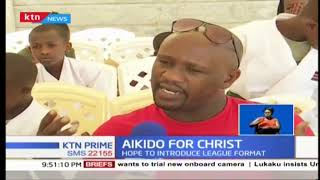 Aikido sportsmen now living for Christ