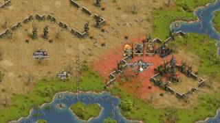 The settlers online: How to block with sound