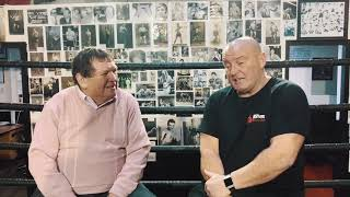 Venture Boxing tells the story of Alex Powell