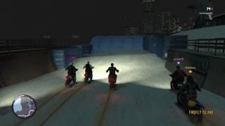 GTAIV TBOGT: Custom Track Racing - 2 Tracks with Cars, Bikes n' APC - Six Races