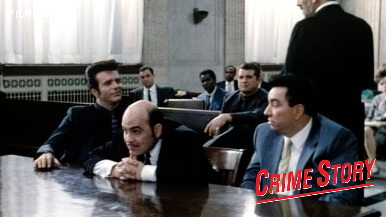 Crime Story - Season 1, Episode 15 - Torello on Trial - Full Episode
