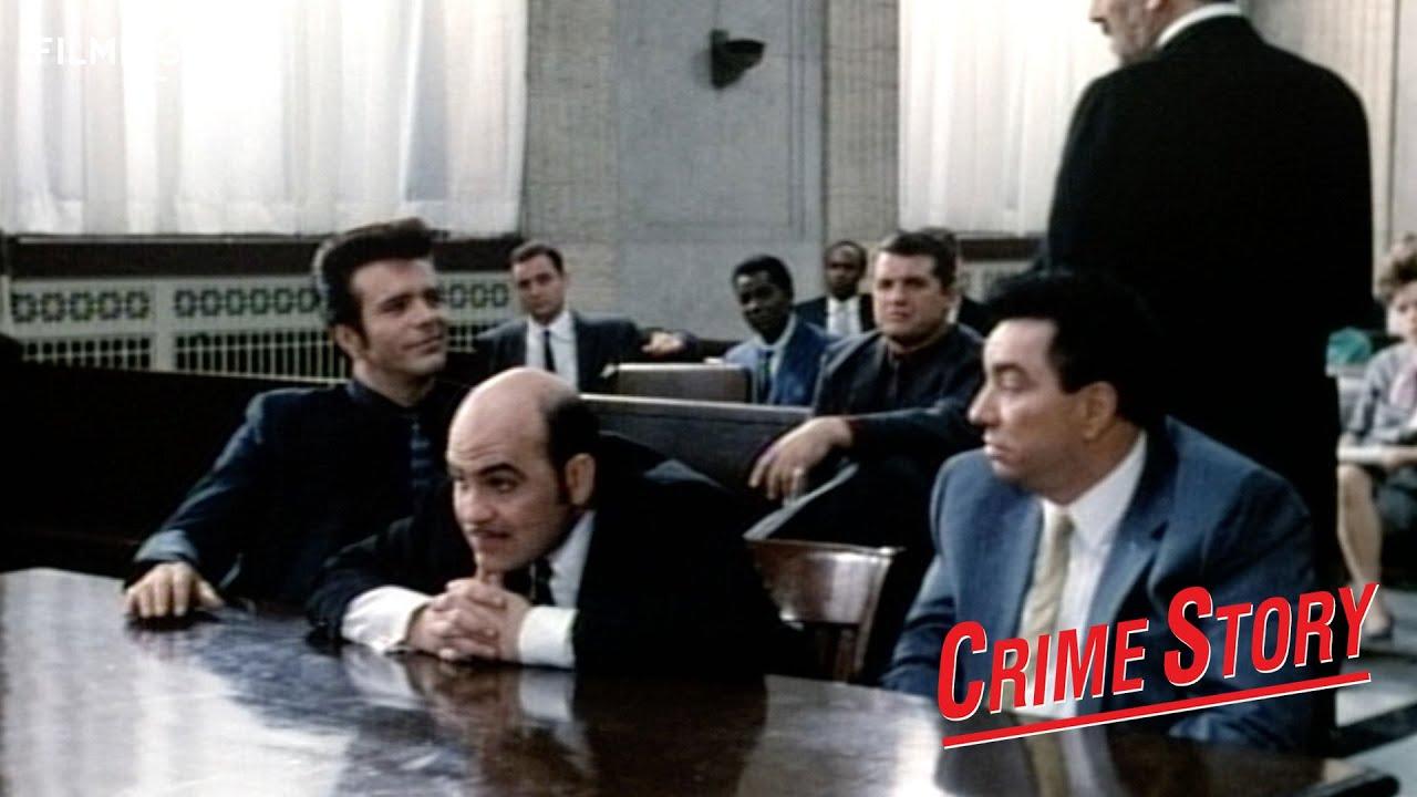 Crime Story - Season 1, Episode 15 - Torello on Trial - Full Episode