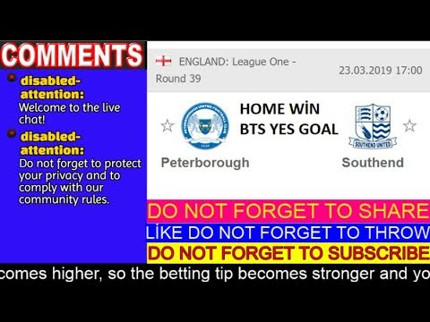Football predictions for today 23 03 2019 Free picks