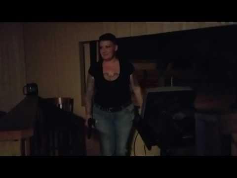 Rock Me - Great White - karaoke - Jen Anspaugh