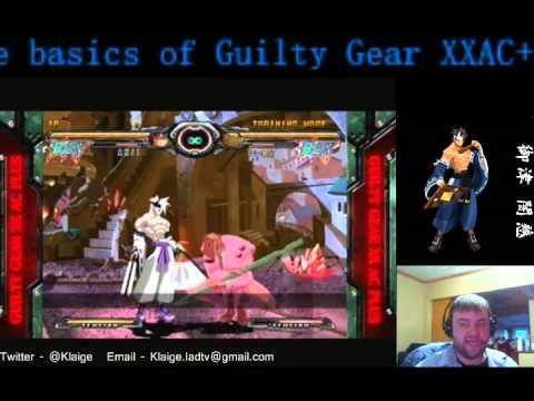 IAD-TV Episode 1: Guilty Gear Basics 101