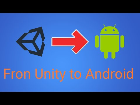 How To Export Your Game In Unity For Android