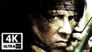 RAMBO The Video Game All Cutscenes Game Movie 4k 60FPS