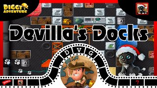 MOBILE [~Christmas 2019~] #7 Devilla's Docks - Diggy's Adventure