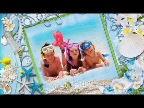 фото с летних пляжей
