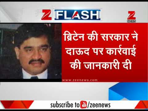Britain starts confiscating underworld don Dawood's property