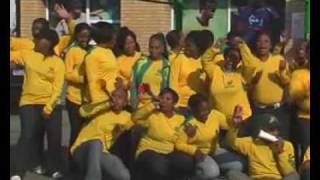 Video The DISKI Dance done by Shereno Printers for the FIFA World Cup 2010™ event coming up! download MP3, 3GP, MP4, WEBM, AVI, FLV Juli 2018