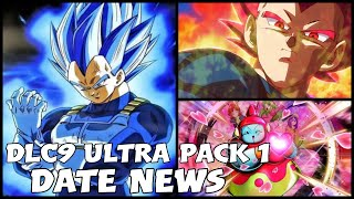 Xenoverse 2 : Ultra Pack 1 DLC 9 Date 3 Perso Jouable News