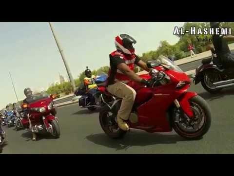 Kuwait BMW Motorcycle Club Ride. April 19, 2014
