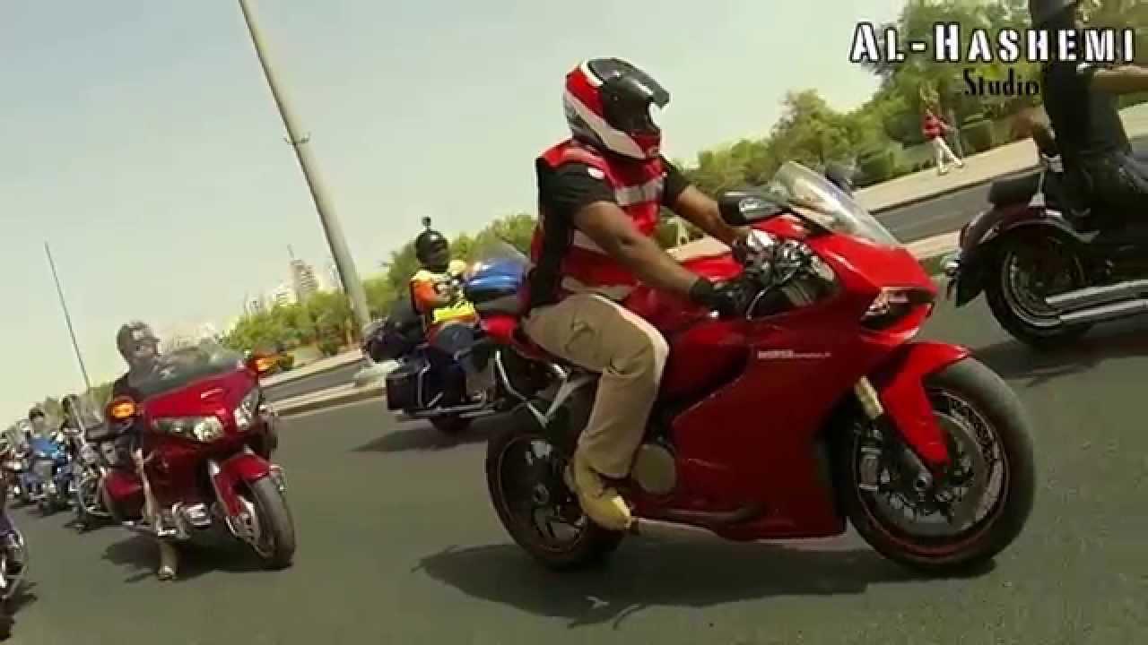 Kuwait bmw motorcycle club ride april 19 2014
