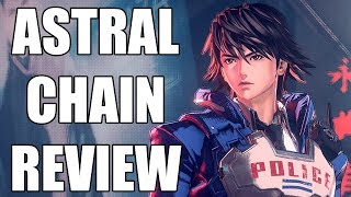 Astral Chain Review - The Final Verdict (Video Game Video Review)