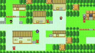 Pokemon Silver/Gold/Crystal - Azalea Town/Blackthorn City