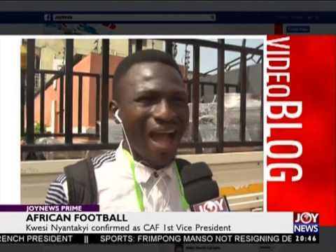 African Football - Joy News Interactive (8-5-17)