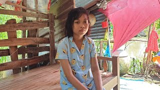 Cha mẹ kiếm niềm vui mới, em gái 19 tuổi 1 mình chống chọi với căn bệnh suy thận