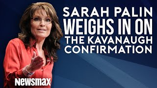 Sarah Palin Talks about the Importance of the Kavanaugh Confirmation