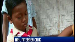 Anak Banyuwangi ini dinamai Aril Piterpen - BIS 09/02