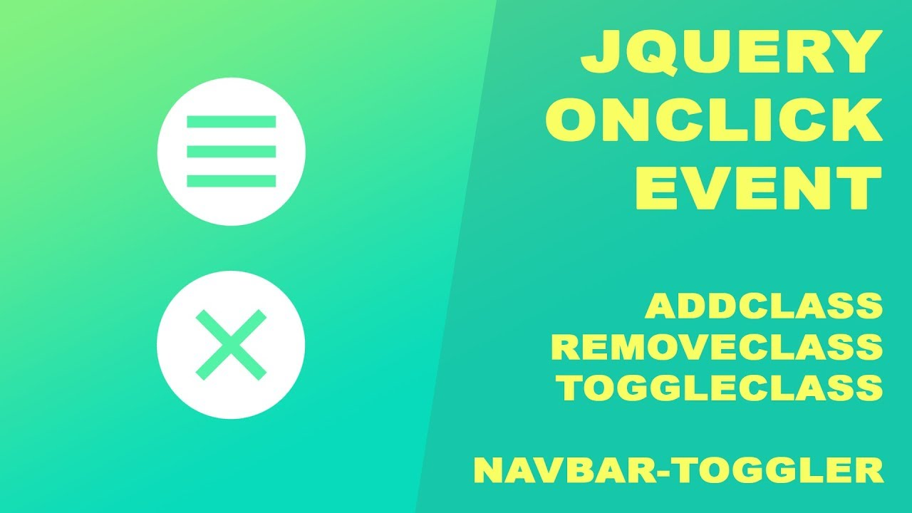 jquery onclick