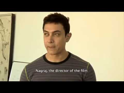 Aamir Khan On Fandry (with Subtitles)