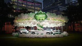 Europcar e Mercedes-Benz - The Carousel of Dreams