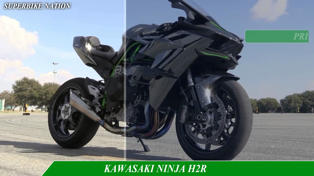 Kawasaki H2 Vs Hp4 Hobbiesxstyle