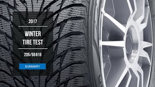 2017 Winter Tire Test Results | 205/55 R16 | 2
