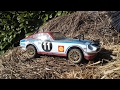 Tamiya TT 02 - Collaudo Datsun