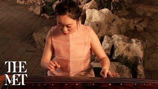 "Guqin: ""The Moon Over the Mountain Guan,"" performed by Jiaoyue Lyu"