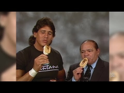 Treat yourself on ICE CREAM DAY -- A refreshing look back at WWE ice cream bars