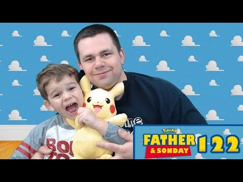 Father And Sonday!   Opening Pokemon Cards With Lukas #123