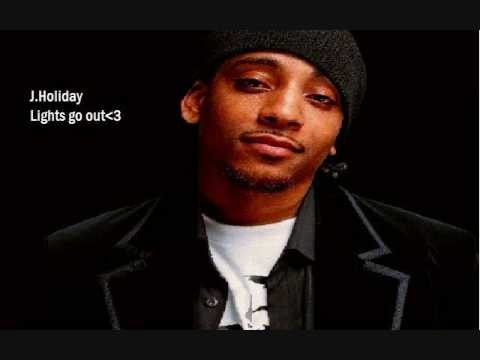 J Holiday- Lights Go Out