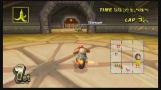 MKWII PR 8/16 3rd Tournament 46.523