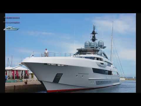 GALACTICA SUPER NOVA - Yacht - Cayman Islands  (Корабли и суда мира.Слайдшоу)
